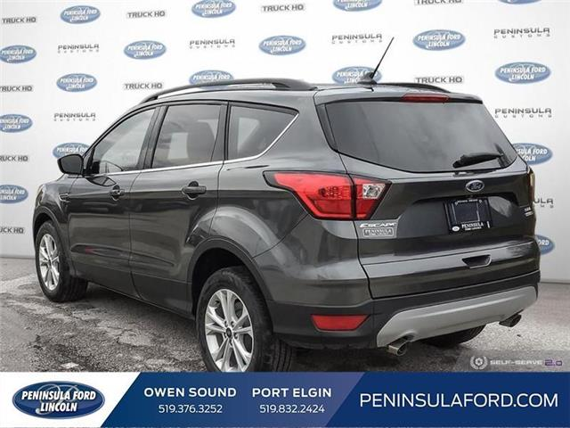 2019 Ford Escape SEL (Stk: 19ES66) in Owen Sound - Image 4 of 24