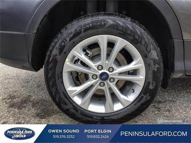 2019 Ford Escape SEL (Stk: 19ES66) in Owen Sound - Image 6 of 24