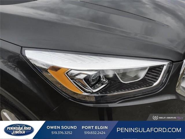 2019 Ford Escape SEL (Stk: 19ES66) in Owen Sound - Image 8 of 24