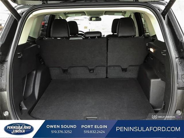 2019 Ford Escape SEL (Stk: 19ES66) in Owen Sound - Image 11 of 24