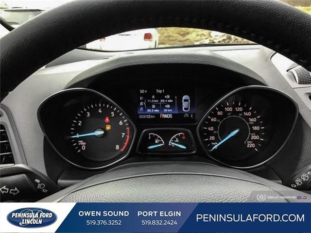 2019 Ford Escape SEL (Stk: 19ES66) in Owen Sound - Image 14 of 24
