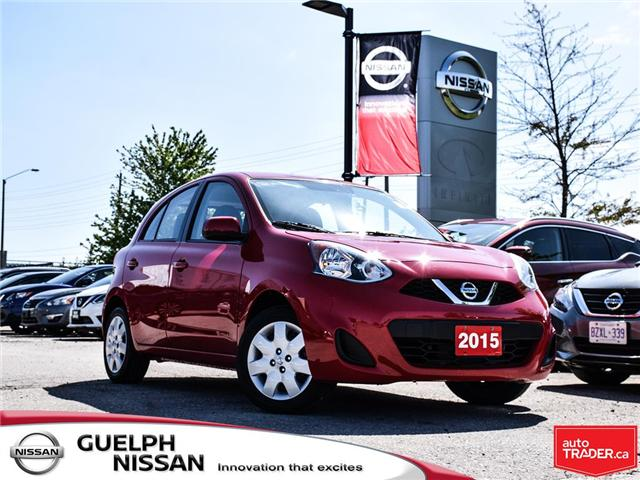 2015 Nissan Micra  (Stk: N20087A) in Guelph - Image 1 of 23