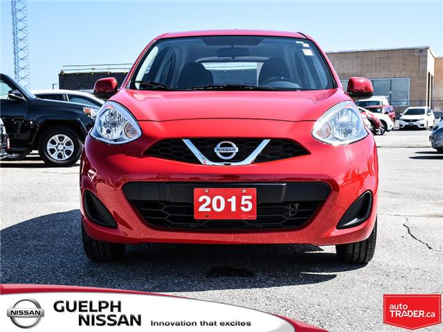 2015 Nissan Micra  (Stk: N20087A) in Guelph - Image 2 of 23