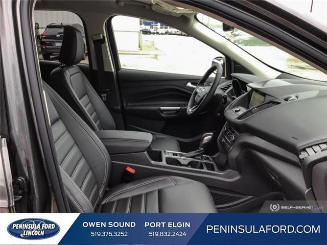 2019 Ford Escape SEL (Stk: 19ES66) in Owen Sound - Image 21 of 24