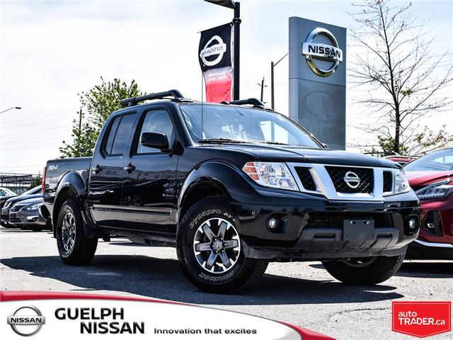 2019 Nissan Frontier PRO-4X (Stk: UP13643) in Guelph - Image 1 of 26