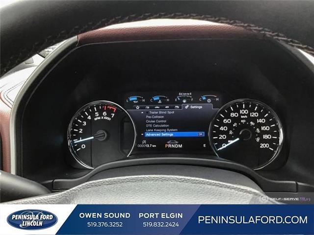 2019 Ford F-150 Platinum (Stk: 19FE125) in Owen Sound - Image 14 of 24