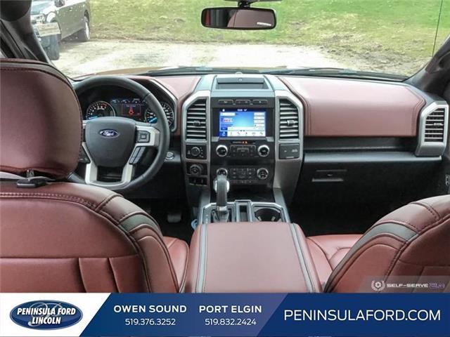 2019 Ford F-150 Platinum (Stk: 19FE125) in Owen Sound - Image 23 of 24