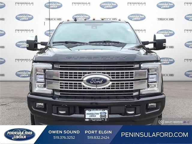 2019 Ford F-250 Platinum (Stk: 19FE129) in Owen Sound - Image 2 of 25