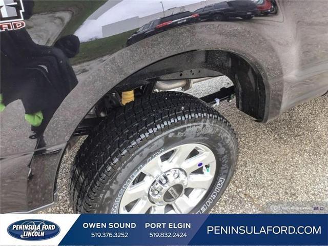 2019 Ford F-250 Platinum (Stk: 19FE129) in Owen Sound - Image 7 of 25