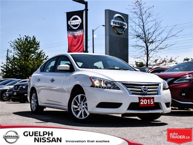 2015 Nissan Sentra  (Stk: UP13654) in Guelph - Image 1 of 24
