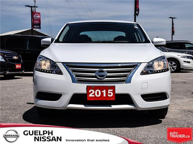 2015 Nissan Sentra  (Stk: UP13654) in Guelph - Image 2 of 24