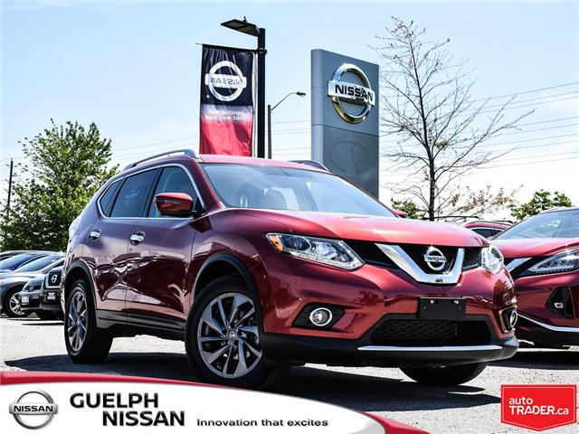 2016 Nissan Rogue  (Stk: N20168A) in Guelph - Image 1 of 27
