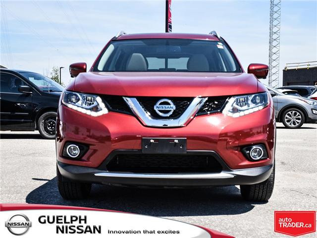 2016 Nissan Rogue  (Stk: N20168A) in Guelph - Image 2 of 27