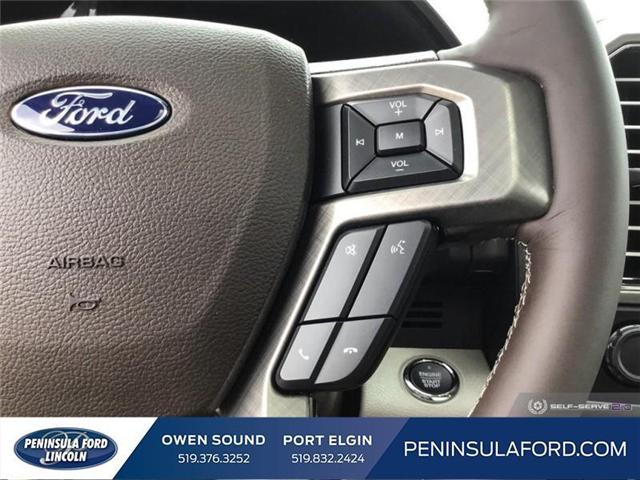 2019 Ford F-150 Limited (Stk: 19FE133) in Owen Sound - Image 16 of 25