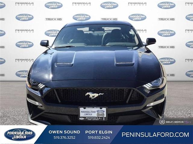 2019 Ford Mustang  (Stk: 19MU07) in Owen Sound - Image 2 of 24