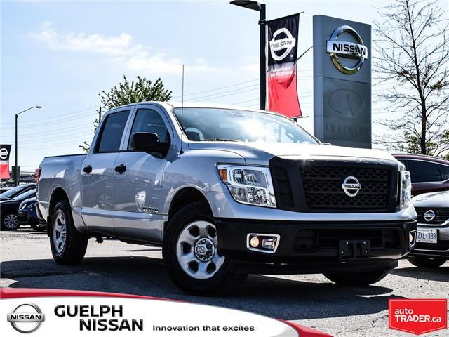 2017 Nissan Titan  (Stk: UP13660) in Guelph - Image 1 of 22