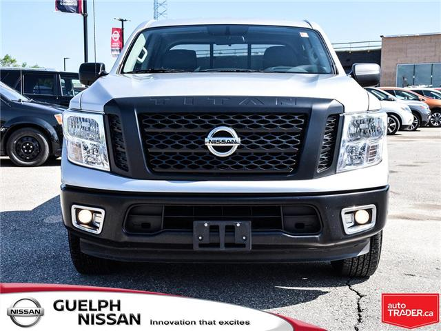 2017 Nissan Titan  (Stk: UP13660) in Guelph - Image 2 of 22