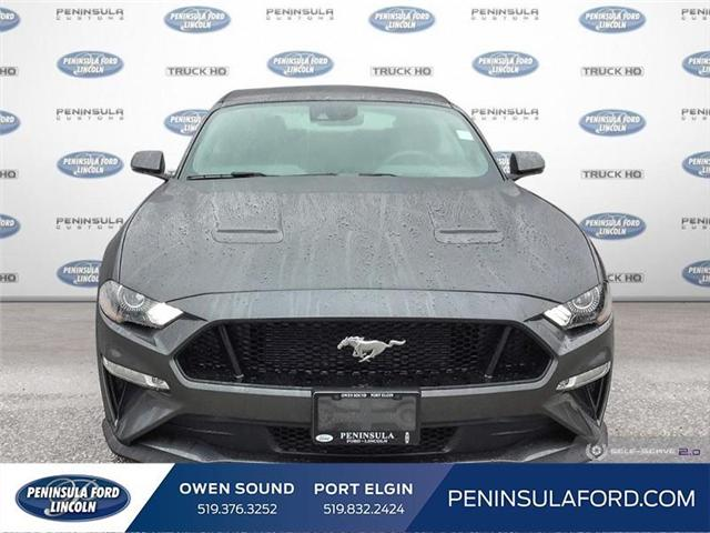 2019 Ford Mustang GT Premium (Stk: 19MU10) in Owen Sound - Image 2 of 25