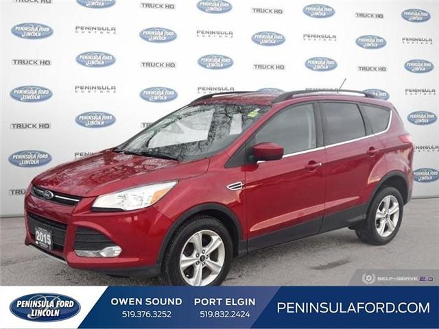 2015 Ford Escape SE (Stk: 19ED40A) in Owen Sound - Image 1 of 24