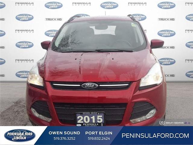 2015 Ford Escape SE (Stk: 19ED40A) in Owen Sound - Image 2 of 24