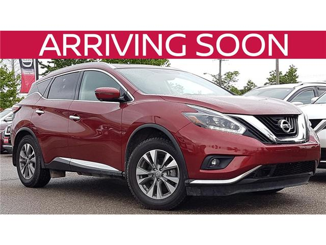 2018 Nissan Murano SL (Stk: UP13650) in Guelph - Image 1 of 8