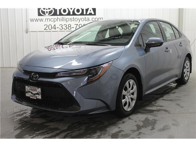 2020 Toyota Corolla LE (Stk: P016258) in Winnipeg - Image 1 of 26