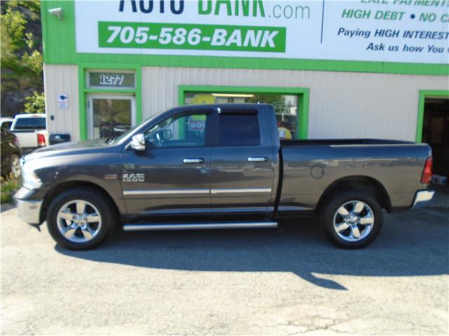 2014 RAM 1500 SLT (Stk: ) in Sudbury - Image 1 of 6