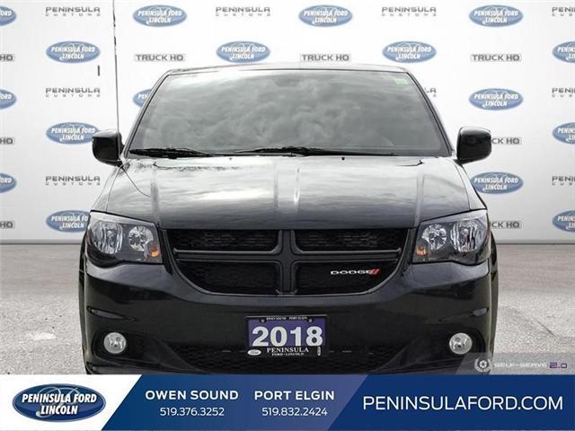 2018 Dodge Grand Caravan GT (Stk: 1761) in Owen Sound - Image 2 of 24