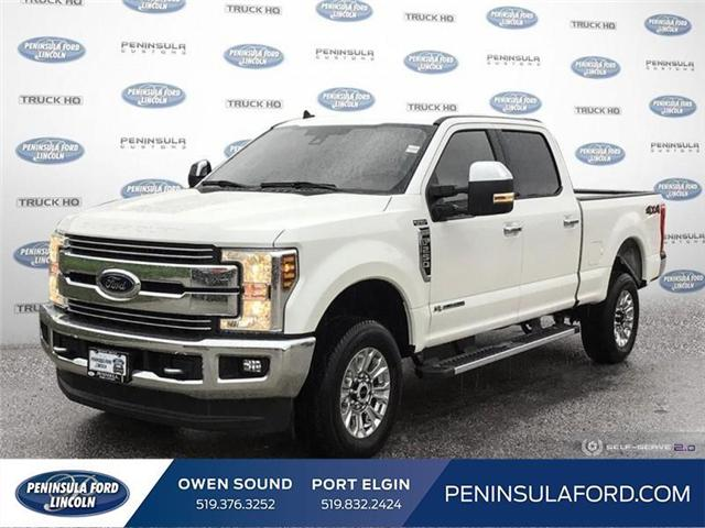 2019 Ford F-250 Lariat (Stk: 19FE159) in Owen Sound - Image 1 of 23
