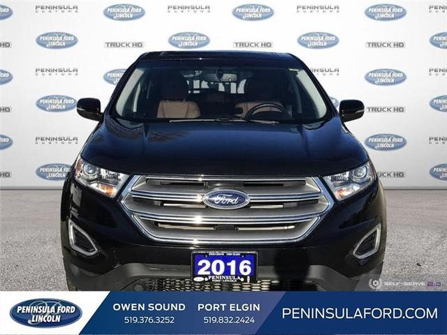 2016 Ford Edge Titanium (Stk: 1759) in Owen Sound - Image 2 of 24