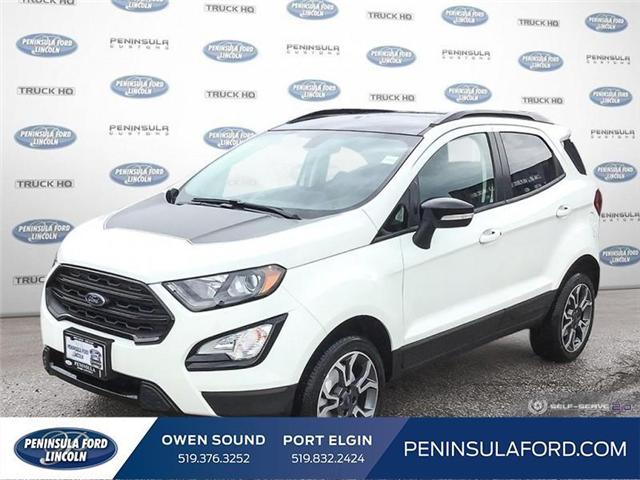 2019 Ford EcoSport SES (Stk: 19EC04) in Owen Sound - Image 1 of 24