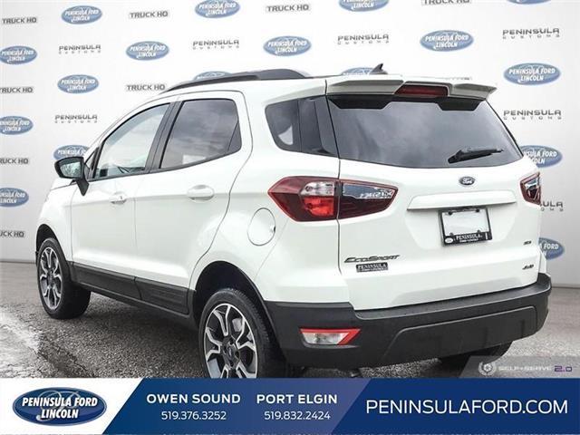 2019 Ford EcoSport SES (Stk: 19EC04) in Owen Sound - Image 4 of 24