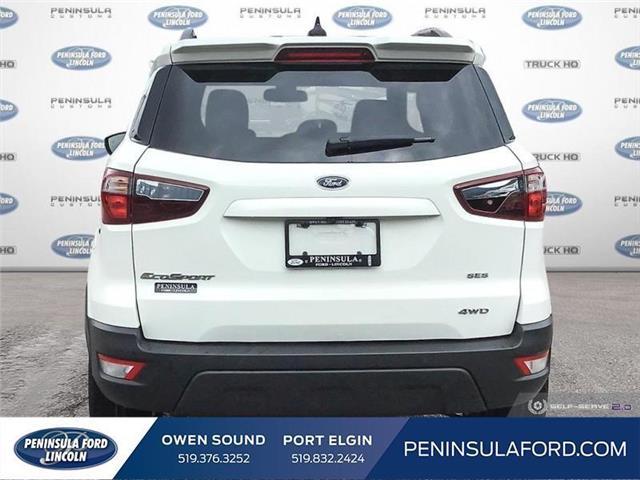 2019 Ford EcoSport SES (Stk: 19EC04) in Owen Sound - Image 5 of 24