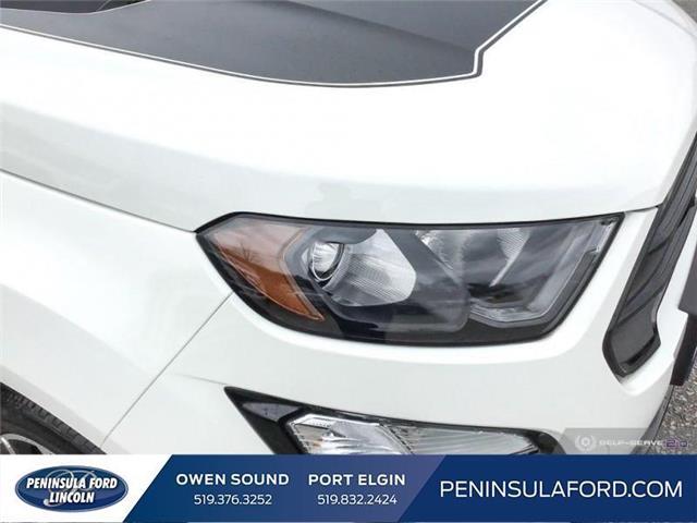 2019 Ford EcoSport SES (Stk: 19EC04) in Owen Sound - Image 8 of 24
