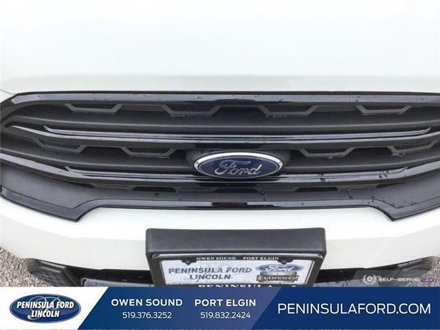 2019 Ford EcoSport SES (Stk: 19EC04) in Owen Sound - Image 9 of 24