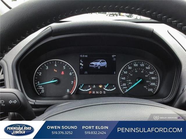 2019 Ford EcoSport SES (Stk: 19EC04) in Owen Sound - Image 14 of 24