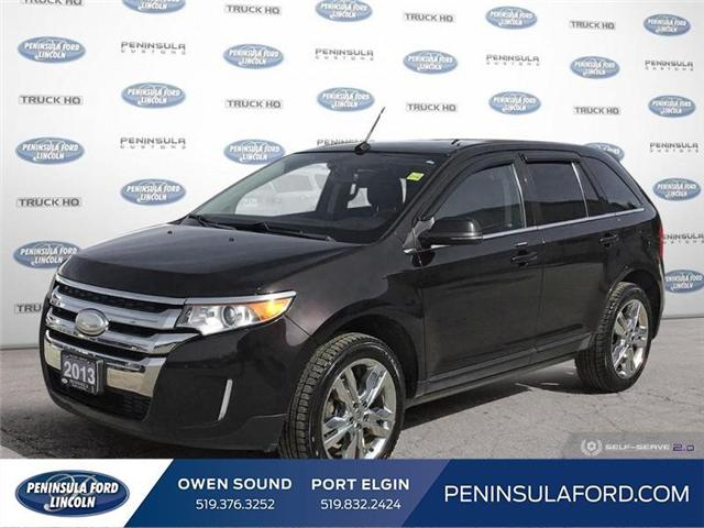 2013 Ford Edge Limited (Stk: 1680A) in Owen Sound - Image 1 of 25