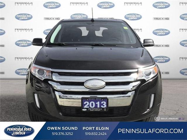 2013 Ford Edge Limited (Stk: 1680A) in Owen Sound - Image 2 of 25