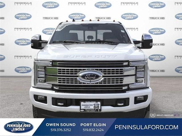 2019 Ford F-250 Platinum (Stk: 19FE166) in Owen Sound - Image 2 of 24