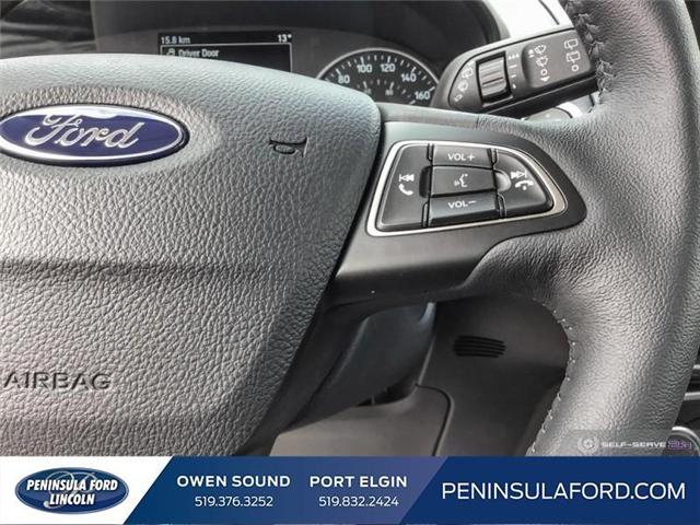 2019 Ford EcoSport SE (Stk: 19EC05) in Owen Sound - Image 16 of 25