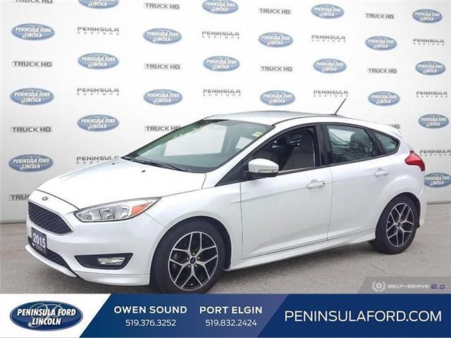 2015 Ford Focus SE (Stk: 1768) in Owen Sound - Image 1 of 24
