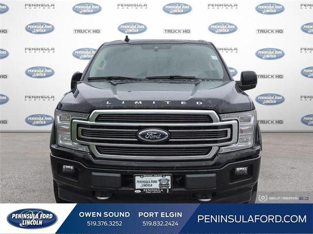 2019 Ford F-150 Limited (Stk: 19FE178) in Owen Sound - Image 2 of 24