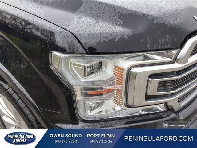 2019 Ford F-150 Limited (Stk: 19FE178) in Owen Sound - Image 8 of 24