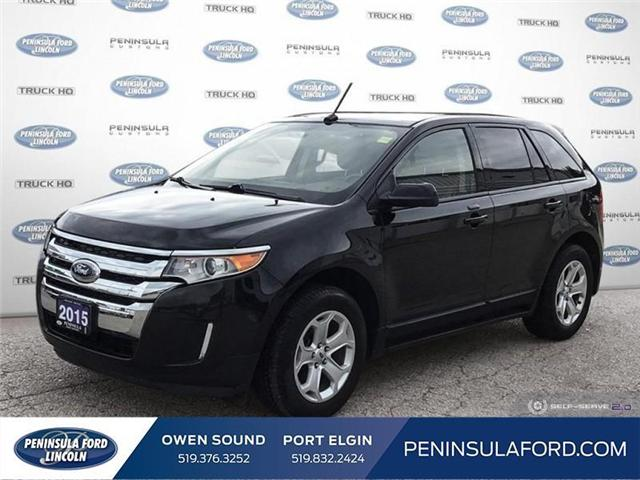 2014 Ford Edge SEL (Stk: 1746A) in Owen Sound - Image 1 of 25