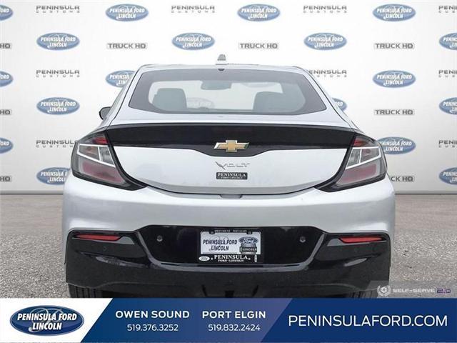 2017 Chevrolet Volt Premier (Stk: 1773) in Owen Sound - Image 5 of 25