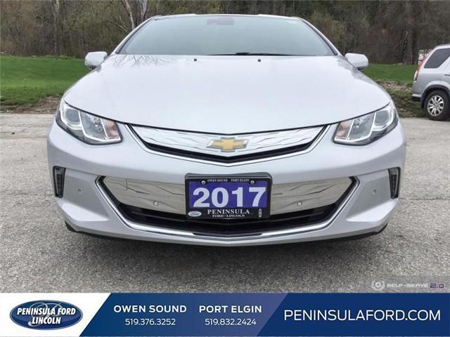 2017 Chevrolet Volt Premier (Stk: 1773) in Owen Sound - Image 9 of 25