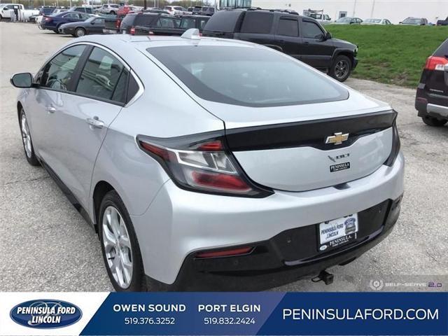 2017 Chevrolet Volt Premier (Stk: 1773) in Owen Sound - Image 11 of 25