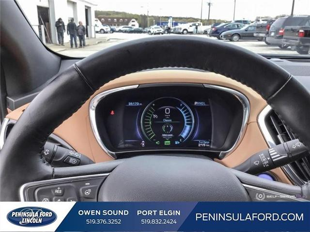 2017 Chevrolet Volt Premier (Stk: 1773) in Owen Sound - Image 15 of 25