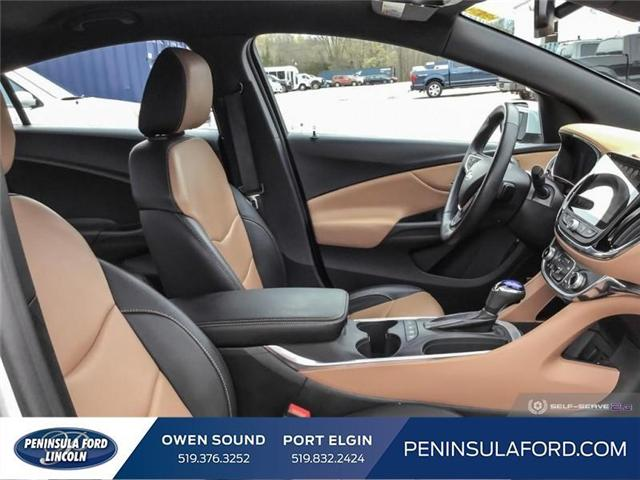 2017 Chevrolet Volt Premier (Stk: 1773) in Owen Sound - Image 22 of 25
