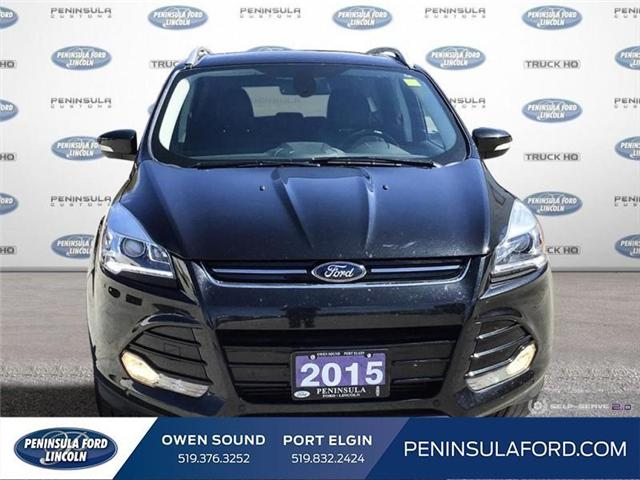 2015 Ford Escape Titanium (Stk: 1685A) in Owen Sound - Image 2 of 25